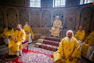 24.07.2019 | Литургия в Софийском соборе