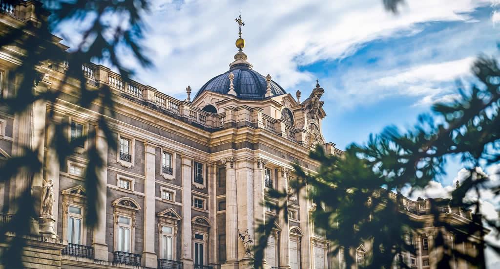 Bezienswaardigheden Madrid: Koninklijk Paleis | Mooistestedentrips.nl