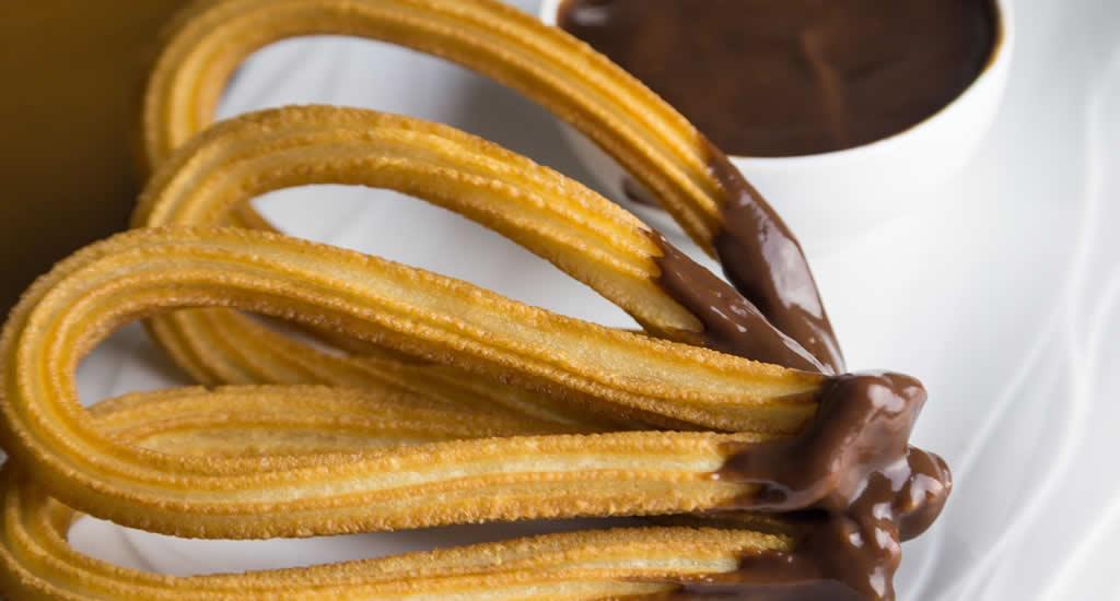 Doen in Madrid: churros eten bij San Gines | Mooistestedentrips.nl