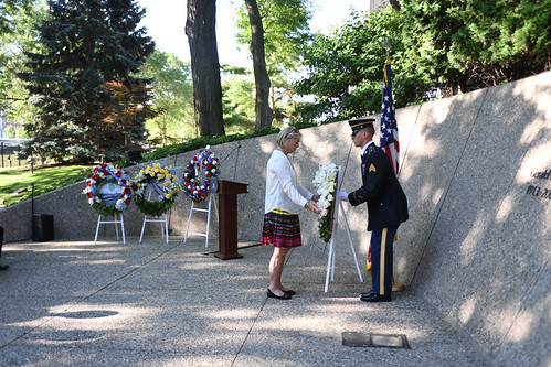 2019 Annual Wreath Laying Ceremony