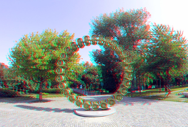 Joana Vasconcelos Museumpark Rotterdam 3D