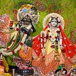 Hare Krishna Temple Ahmedabad Deity Darshan 24 July 2019