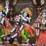 ISKCON Bangalore Deity Darshan 24 July 2019