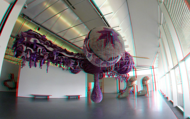 Kunsthal Rotterdam 3D GoPro