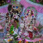 ISKCON Vrindavan Deity Darshan 24 July 2019