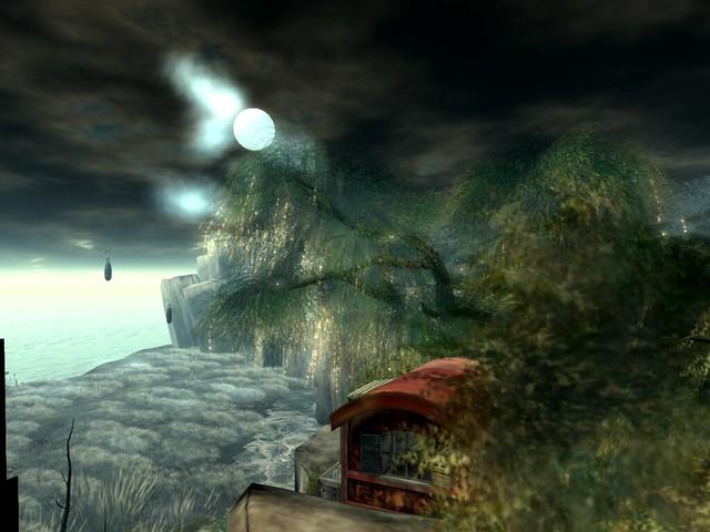 (fae forest)- Caravan Moon