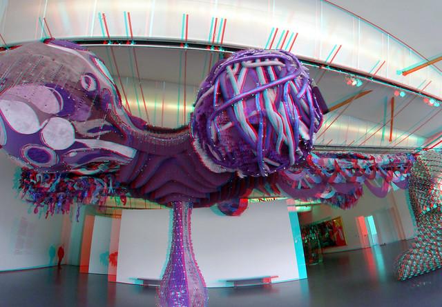 Joana Vasconcelos  I´m Your Mirror 3D Gopro