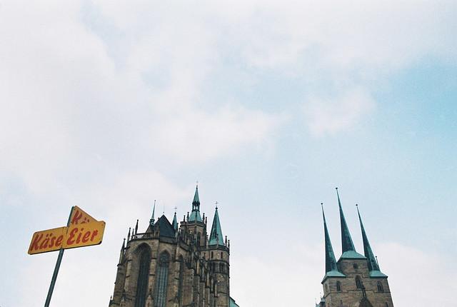 Käse - Eier - Dom - Kirche
