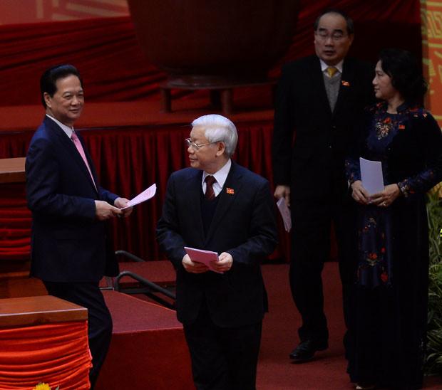 VIETNAM-POLITICS-VCP-CONGRESS