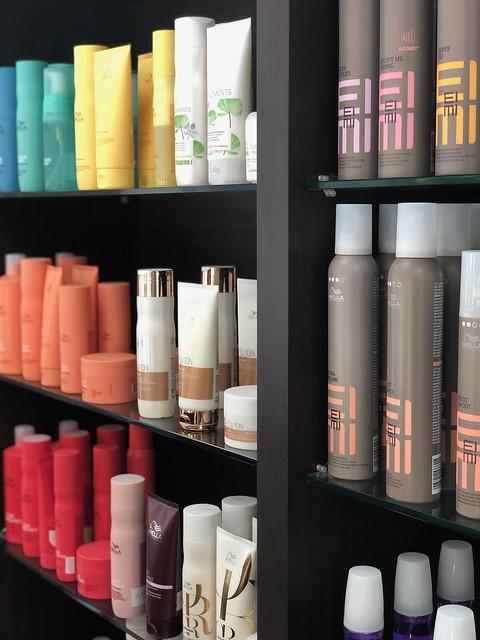 Wella Shampoo und Pflege