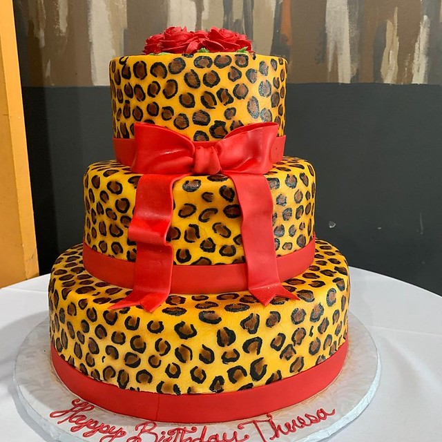 Cake by Cakes Plus