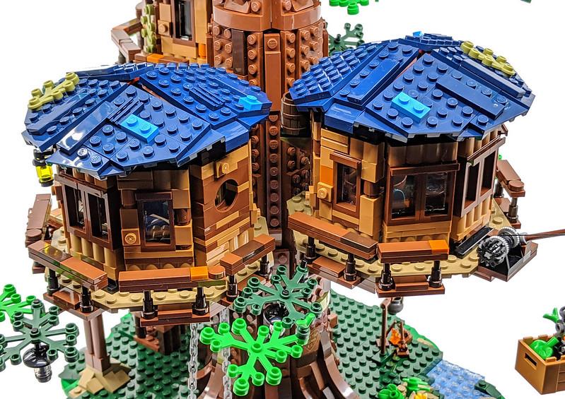 21318: LEGO Idea Treehouse