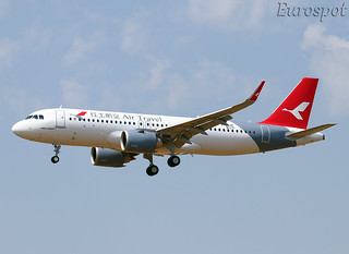 F-WWIF Airbus A320 Neo Air Travel