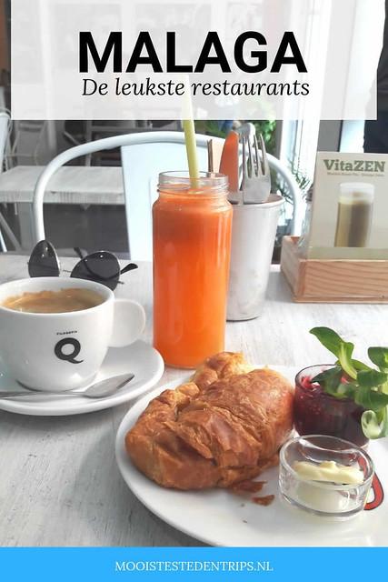 Restaurants in Malaga, Spanje. Bekijk alle tips | Mooistestedentrips.nl