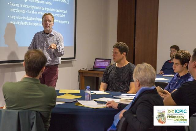 La investigación, la poesía, la paz y la filosofía, temas claves en los talleres del ICPIC 2019