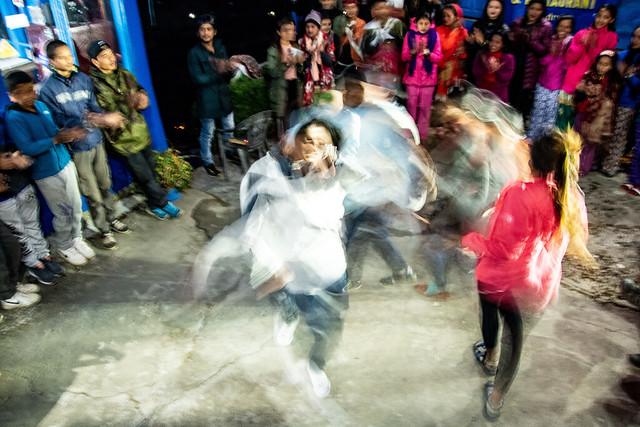 Les danses du Tihar