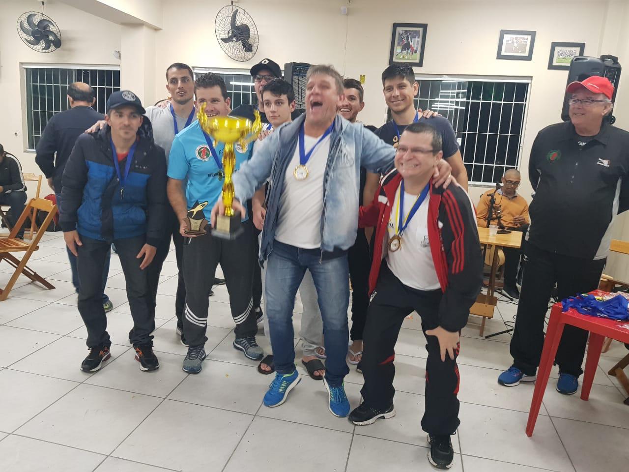 2º Torneio SINAFESC de Árbitros