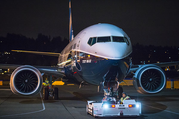 Boeing 737 MAX 9 (Boeing)