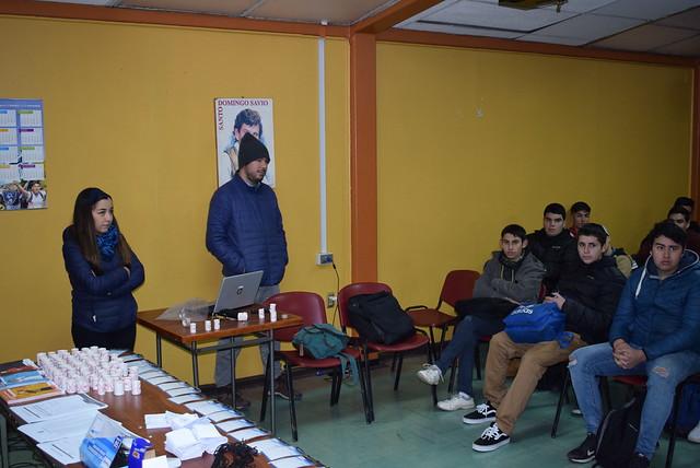 Colecta Pública Fundación Don Bosco