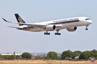 AIRBUS A350-941 (MSN 0329)