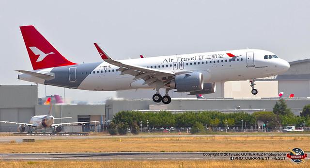 AIRBUS A320-251Neo (MSN 9117)