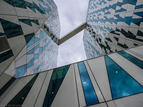 copenhagen denmark bellacenter ørestad hotel 3xn