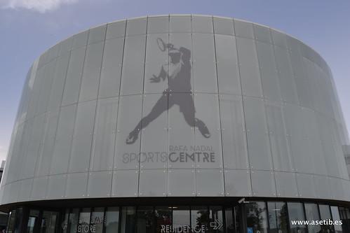 Visita Rafa Nadal Sports Centre
