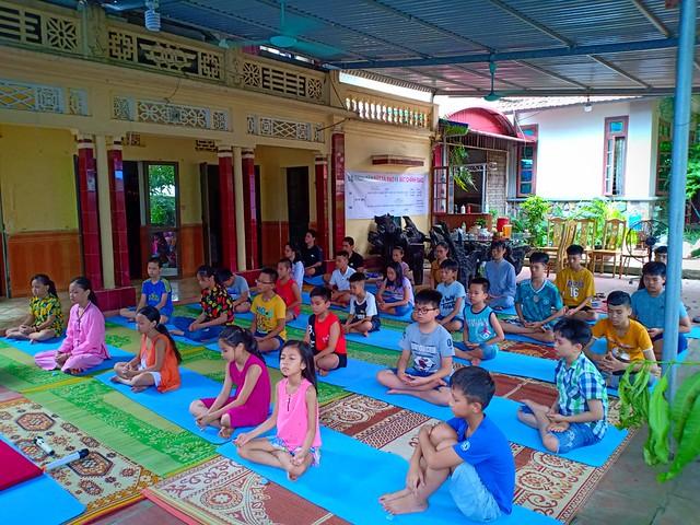 Khóa huấn luyện kỹ năng chú tâm liên tục cho trẻ em 2019