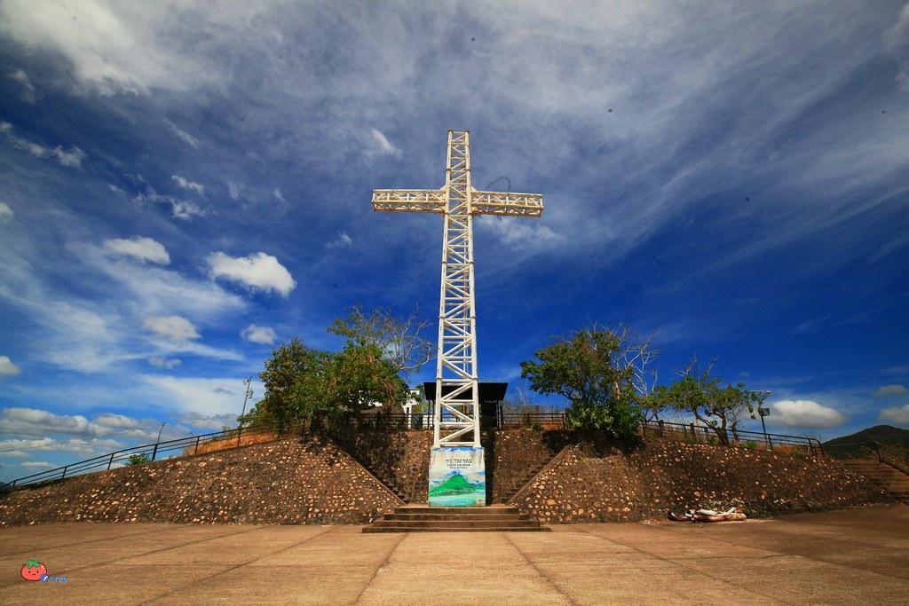 科隆島自由行十字架山