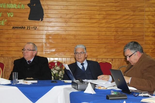 Reunión UNIPECH camino a los 110 años de Pentecostalismo