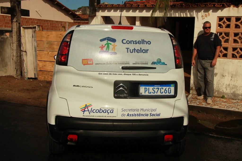 Prefeitura de Alcobaça entrega computadores e um carro zero para o Conselho Tutelar (15)