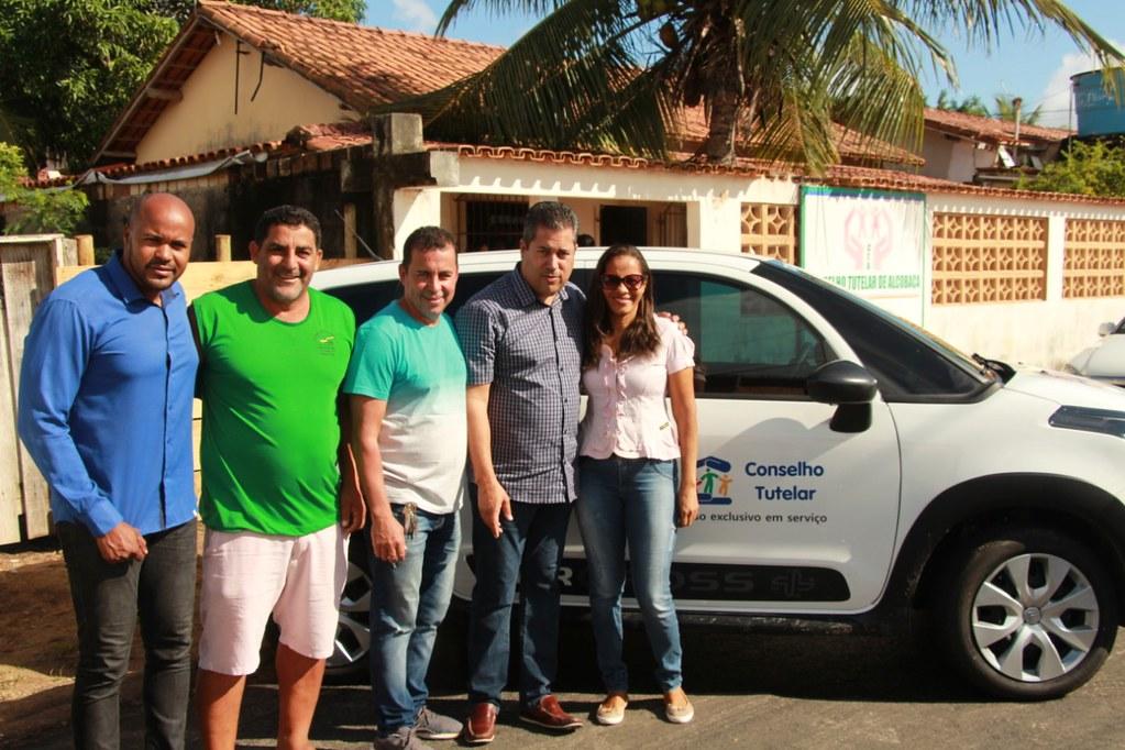 Prefeitura de Alcobaça entrega computadores e um carro zero para o Conselho Tutelar (9)