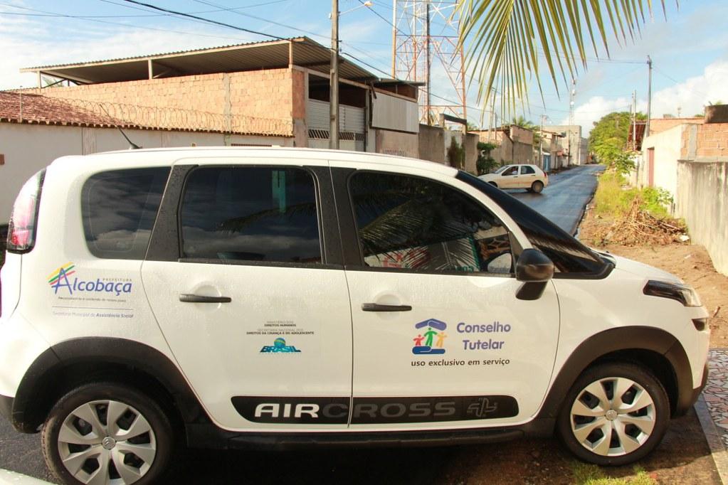 Prefeitura de Alcobaça entrega computadores e um carro zero para o Conselho Tutelar (17)