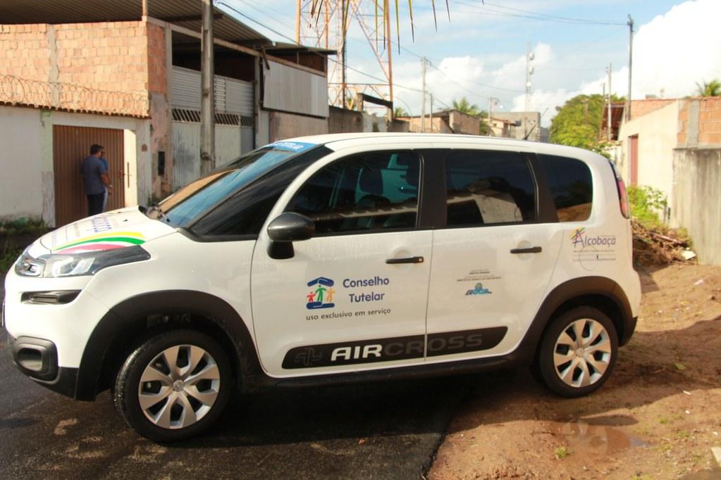 Prefeitura de Alcobaça entrega computadores e um carro zero para o Conselho Tutelar (1)