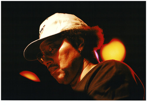 Art Neville, Lafayette LA 1996.  Photo by Jean Dupas