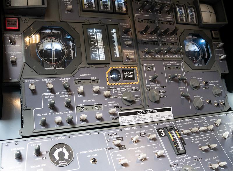Výstava lunárního modulu Apollo 11 @ Praha