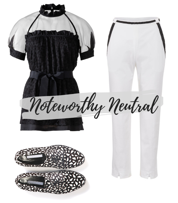 Victorian Trend Pattern NOTEWORTHY NEUTRAL