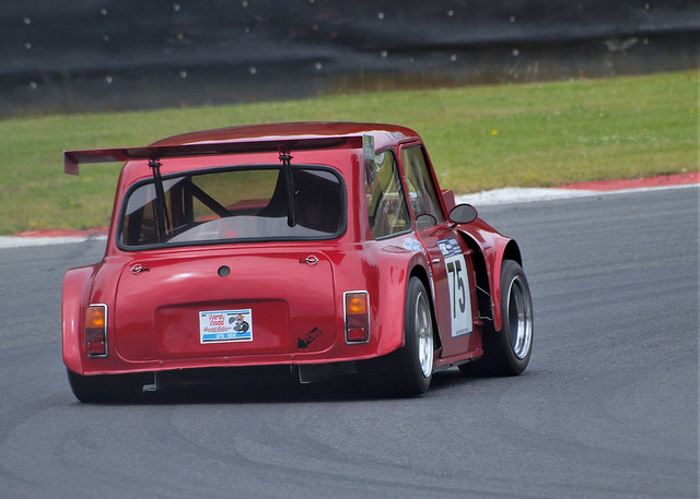 1977 Mini Clubman at Mini Festival Brands Hatch