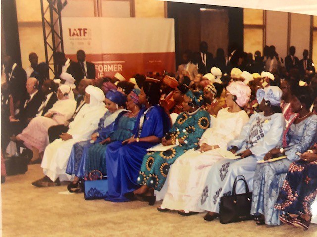 Niger-2019-07-04-UPF Delegation Attends Historical African Union Summit in Niger