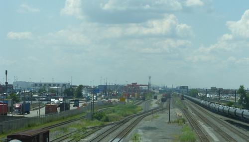 Conrail Yards, Port Newark