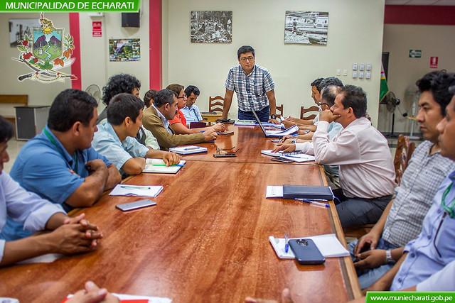 Aprueban plan de prevención de riesgos de desastres al 2022 en Echarati