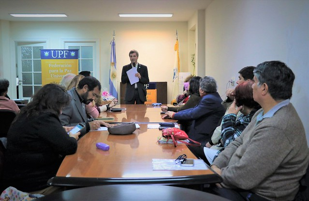 "Argentina-2019-07-10-""Engagement and Commitment"" Is Theme of UPF-Argentina's July Gathering"