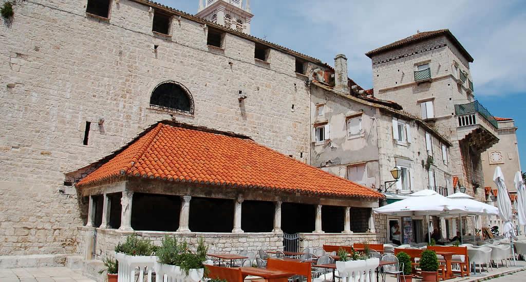 Trogir, Kroatië. Bekijk alle tips voor een bezoek aan Trogir | Mooistestedentrips.nl