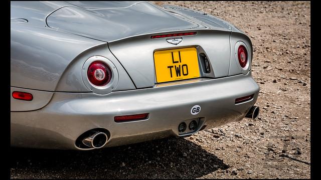 Aston Martin DB AR1 Zagato