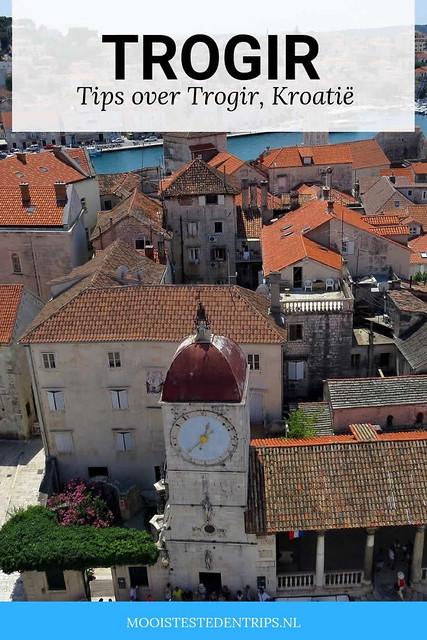 Trogir, Kroatië: bekijk de leukste tips en bezienswaardigheden | Mooistestedentrips.nl
