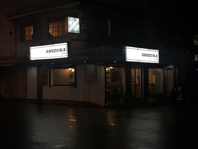 Shizuka Cafe, San Juan