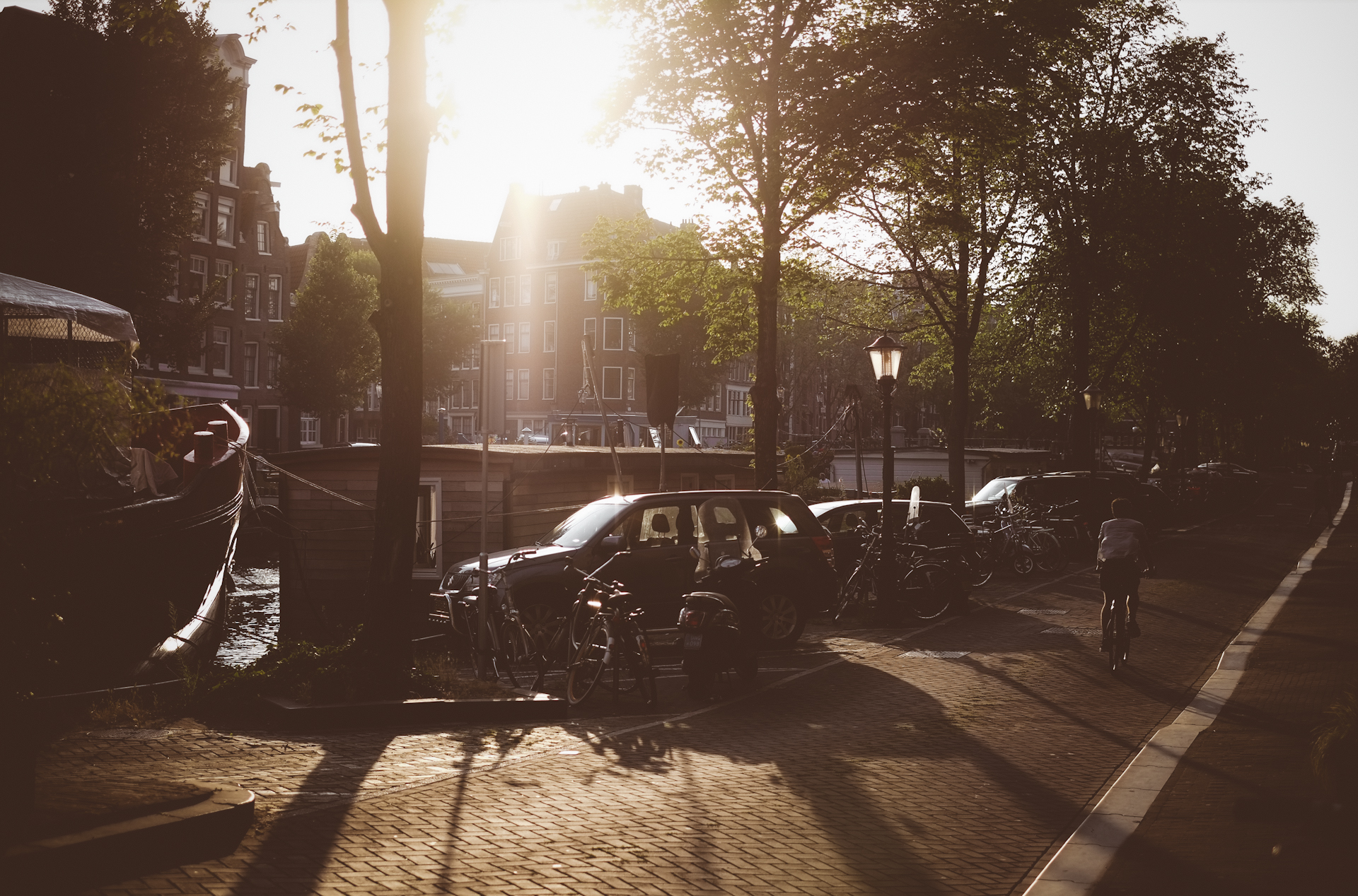 Amsterdam, Summer in the City