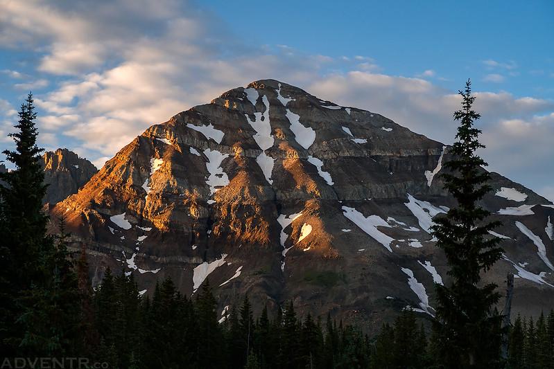 Hesperus Mountain Morning