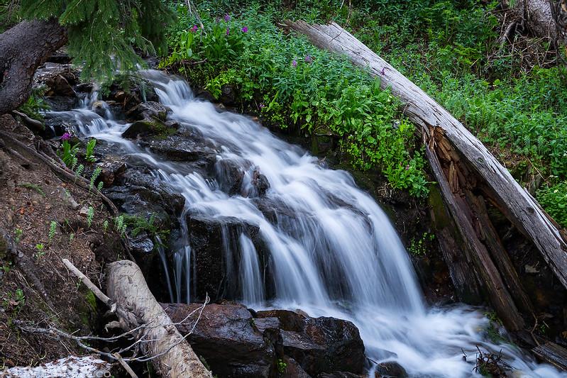 Little Trail Waterfall
