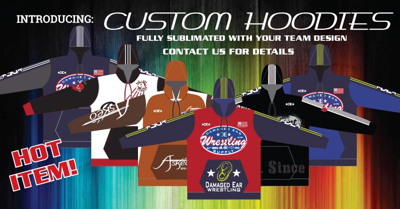 Custom Team Hoodies